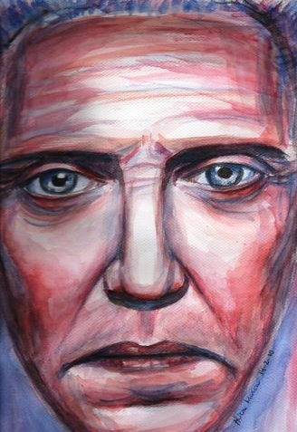 Christopher Walken by AliciaMurcia